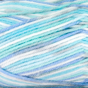 Dizzy Sheep - Plymouth Dreambaby DK Paintpot _ 1403 Teals lot 618897