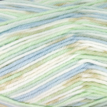 Load image into Gallery viewer, Dizzy Sheep - Plymouth Dreambaby DK Paintpot _ 1404 Greens lot 618897