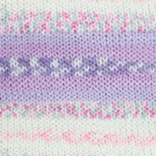 Load image into Gallery viewer, Dizzy Sheep - Plymouth Dreambaby DK Paintpot _ 1416 Violet Mix lot 625969