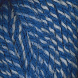 Dizzy Sheep - Plymouth Encore Chunky Colorspun _ 7761, Denim Slate, Lot: 53351