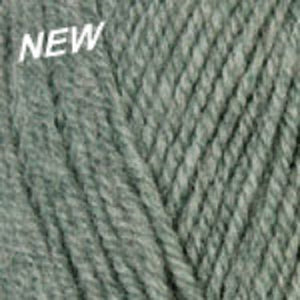 Dizzy Sheep - Plymouth Encore DK _ 0685 Light Green Forest Mix lot 616165