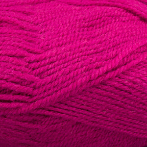 Dizzy Sheep - Plymouth Encore DK _ 1385 Bright Fuschia lot 53830