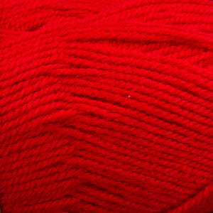 Dizzy Sheep - Plymouth Encore DK _ 1386 Christmas Red lot 76790