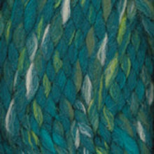 Load image into Gallery viewer, Dizzy Sheep - Plymouth Encore Mega Colorspun _ 7170, Green Mix, Lot: 619855