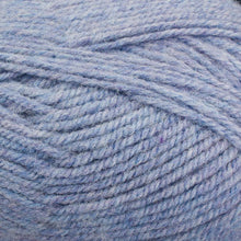 Load image into Gallery viewer, Dizzy Sheep - Plymouth Encore Worsted _ 0149 Periwinkle Heather Lot 633531