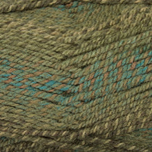 Load image into Gallery viewer, Dizzy Sheep - Plymouth Encore Worsted Colorspun _ 7595 Army lot 52621