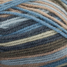 Load image into Gallery viewer, Dizzy Sheep - Plymouth Encore Worsted Colorspun _ 7653 Denim lot 53676