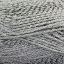 Load image into Gallery viewer, Dizzy Sheep - Plymouth Encore Worsted Colorspun _ 7763 Charcoal Slate lot 623375