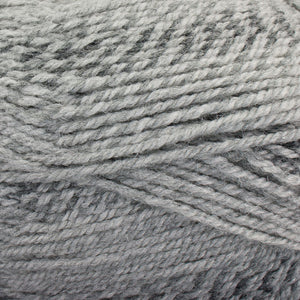 Dizzy Sheep - Plymouth Encore Worsted Colorspun _ 7763 Charcoal Slate lot 623375