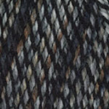 Load image into Gallery viewer, Dizzy Sheep - Plymouth Encore Worsted Colorspun _ 7808 Brown Gray lot 625063