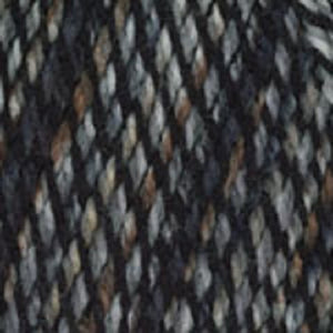 Dizzy Sheep - Plymouth Encore Worsted Colorspun _ 7808 Brown Gray lot 625063