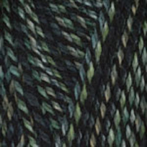 Dizzy Sheep - Plymouth Encore Worsted Colorspun _ 7810 Green Gray lot 625063