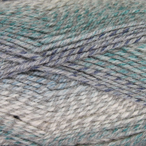 Dizzy Sheep - Plymouth Encore Worsted Colorspun _ 7991 Ocean Drift lot 628259