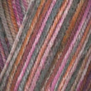 Dizzy Sheep - Plymouth Encore Worsted Colorspun _ 8003 Cherry Cola lot 616503