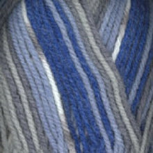 Load image into Gallery viewer, Dizzy Sheep - Plymouth Encore Worsted Colorspun _ 8121 Blue Jeans lot 623378