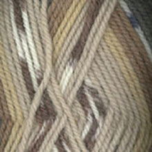 Load image into Gallery viewer, Dizzy Sheep - Plymouth Encore Worsted Colorspun _ 8127 Grey Neutral Print lot 614716