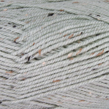 Load image into Gallery viewer, Dizzy Sheep - Plymouth Encore Worsted Tweed _ 2334 Seafoam lot 51512
