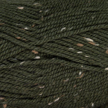 Load image into Gallery viewer, Dizzy Sheep - Plymouth Encore Worsted Tweed _ 3525 Hunter lot 626979