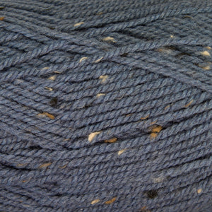Dizzy Sheep - Plymouth Encore Worsted Tweed _ 4108 Denim lot 626979