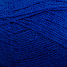 Load image into Gallery viewer, Dizzy Sheep - Plymouth Galway Worsted _ 0011 Royal Blue lot 378777