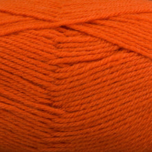Load image into Gallery viewer, Dizzy Sheep - Plymouth Galway Worsted _ 0091 Clementine Orange lot 433000