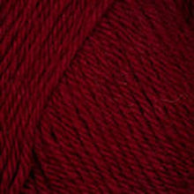 Load image into Gallery viewer, Dizzy Sheep - Plymouth Galway Worsted _ 0772 Cabernet Heather lot 5144