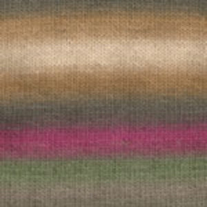 Dizzy Sheep - Plymouth Gina _ 023, Tan, Natural, Olive, Magenta, Sage, Lot: 616123