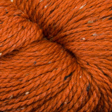 Load image into Gallery viewer, Dizzy Sheep - Plymouth Homestead Tweed _ 0530 Burnt Orange lot 199245