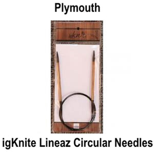 Dizzy Sheep - Plymouth igKnite Lineaz Circular Needles