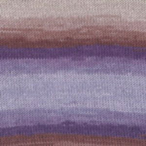 Dizzy Sheep - Plymouth Pendenza _ 001, Mauve/Purple Mix, Lot: 9552