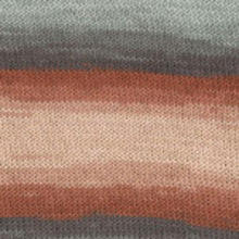 Load image into Gallery viewer, Dizzy Sheep - Plymouth Pendenza _ 002, Blush/Opal/Grey Mix, Lot: 9557