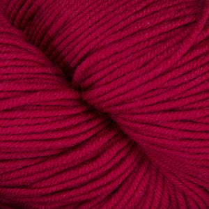 Dizzy Sheep - Plymouth Worsted Merino Superwash _ 003 Red lot 250705