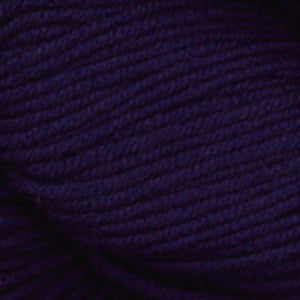 Dizzy Sheep - Plymouth Worsted Merino Superwash _ 011 Navy lot 213788