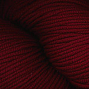 Dizzy Sheep - Plymouth Worsted Merino Superwash _ 016 Burgundy lot 278176