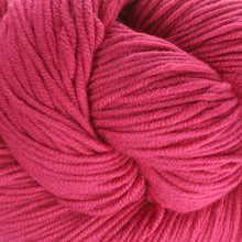 Load image into Gallery viewer, Dizzy Sheep - Plymouth Worsted Merino Superwash _ 048 Fuschia lot 431726