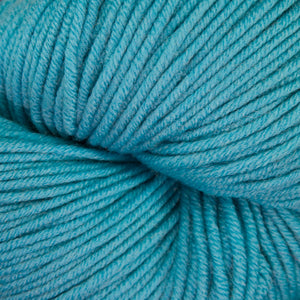 Dizzy Sheep - Plymouth Worsted Merino Superwash _ 056 Aquamarine lot 202278