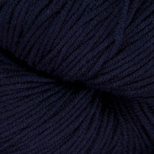 Load image into Gallery viewer, Dizzy Sheep - Plymouth Worsted Merino Superwash _ 058 True Navy lot 236112