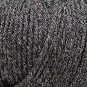 Dizzy Sheep - Tahki Vermont _ 111, Charcoal Heather, Lot: 7022