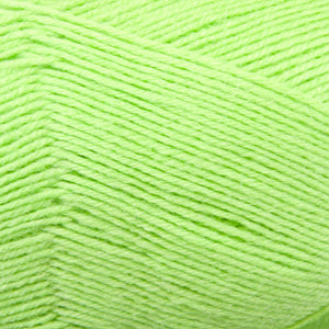 Dizzy Sheep - West Yorkshire Spinners Signature 4 Ply _ 0390, Sour Apple, Lot: 0172