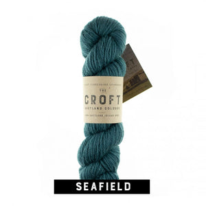 Dizzy Sheep - West Yorkshire Spinners The Croft Shetland Colours _ 0339, Seafield, Lot: 5861 N135