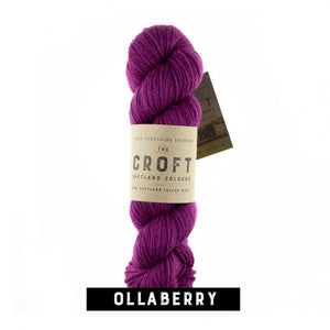 Dizzy Sheep - West Yorkshire Spinners The Croft Shetland Colours _ 0568, Ollaberry, Lot: 5408 No50