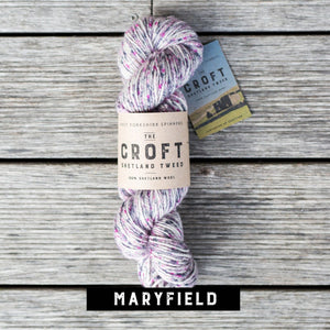 Dizzy Sheep - West Yorkshire Spinners The Croft Shetland Tweed _ 0761, Maryfield, Lot: 5408 (A131