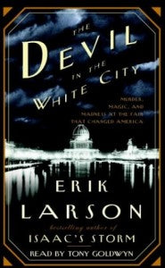 The Devil in the White City book review cover
