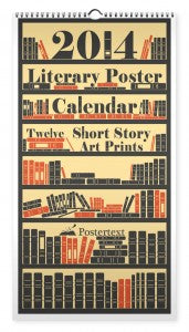 Postertext-2014-literary-calendar-front-cover