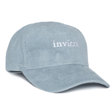 Invicta Venture Powder Blue Corduroy Cap