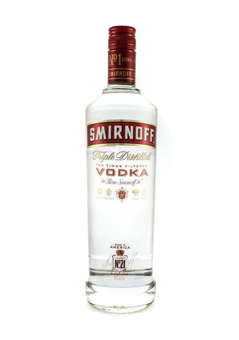 Vodka Smirnoff Red 1 L