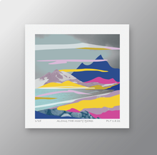 Load image into Gallery viewer, Along the Misty Fjord – Signed Limited Edition Print