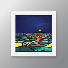 Charger l'image dans la galerie, Freezing Harbour - Signed Limited Edition Print