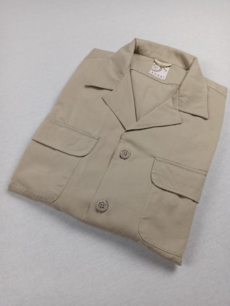 camicia over - field jacket