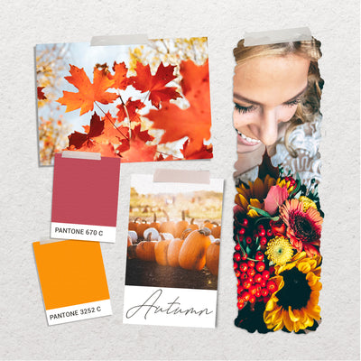 Wedding Colour Inspiration - Autumn